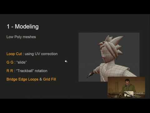 oneirc worlds Blender Conf 2016